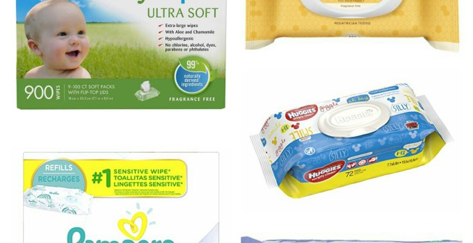 Popular Baby Wipes Brands