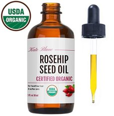 Non-Toxic Holiday Gift For Mom - Kate Blanc Certified Organic Rosehip Seed Oil