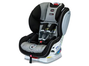 Non-Toxic Car Seat - Britax Advocate ClickTight Convertible Car Seat