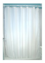 Non Toxic Shower Curtain - Bean Products Cotton Shower Curtain