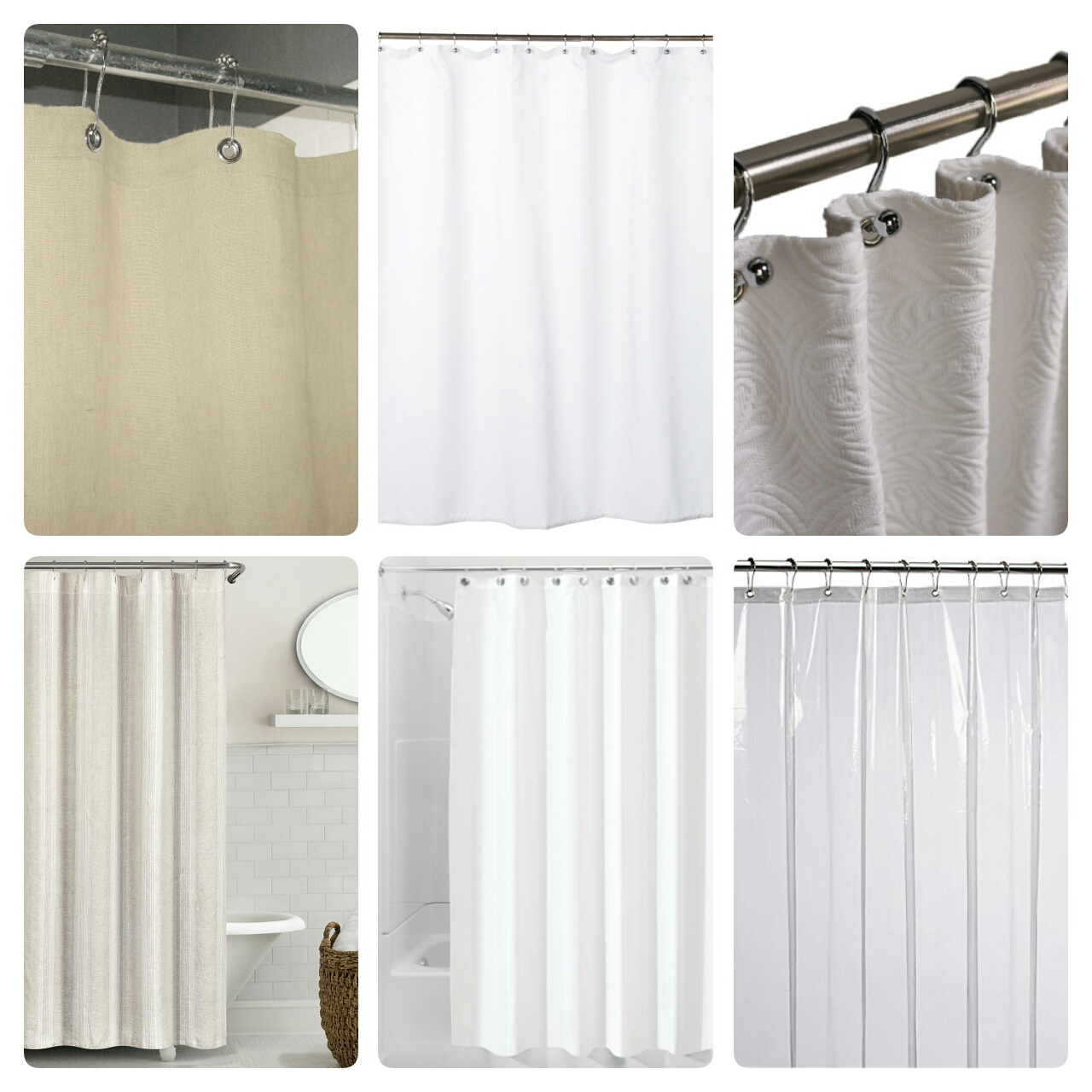 Merveilleux Non Toxic Shower Curtain