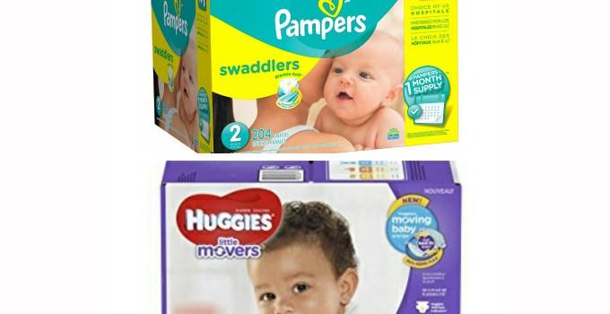 Huggies And Pampers Ingredients