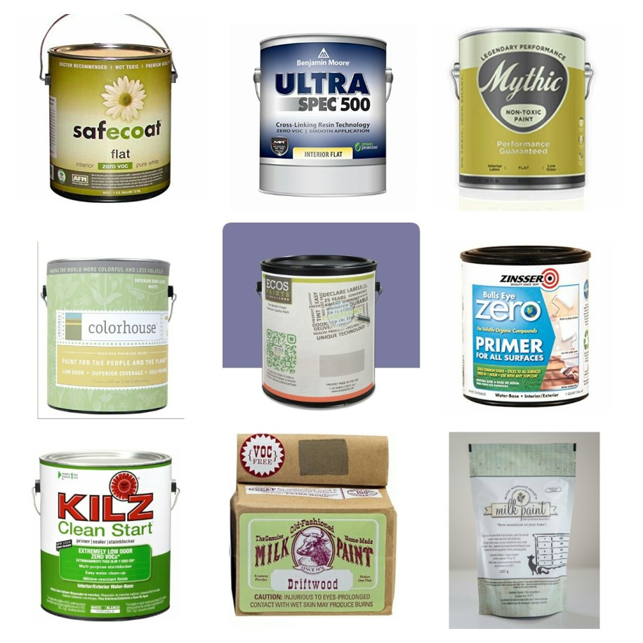 Non Toxic Paint Guide How Paint Can Be Toxic And What To
