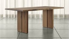 Non Toxic Dining Table -Crate And Barrel Dakota77 DiningTable