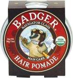 Non Toxic Hair Pomade - Badger Man Care Hair Pomade