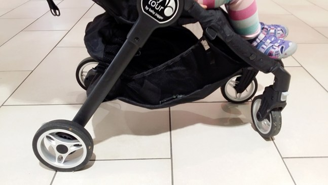 Baby Jogger City Tour Review - Wheels