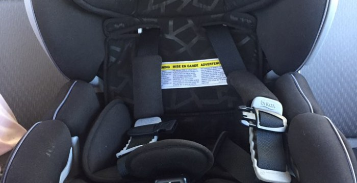 Britax Advocate ClickTight Convertible Car Seat Review Safest
