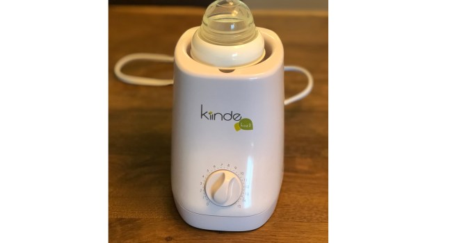 Best Kiinde Kozii Bottle Warmer Review - Kiinde Kozii Bottle Warmer With A Bottle