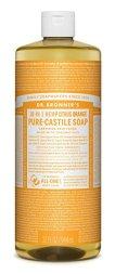Non Toxic Dish Soap - Dr.Bronner's Pure-Castille Liquid Soap