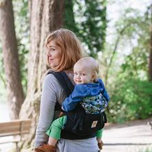 Organic Baby Carriers - Ergobaby Organic Baby Carrier