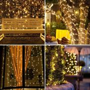 Non Toxic Christmas Decorations - Quntis LED String Decorative Lights