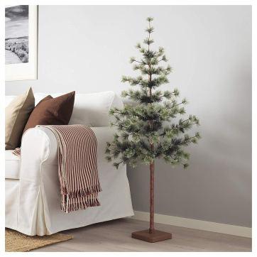 Non Toxic Christmas Trees - IKEA FEJKA Artificial Christmas Tree 4 ft 3 inches