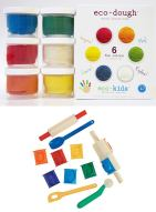 Non Toxic Art Supplies For Kids - Eco-dough