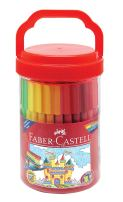 Non Toxic Art Supplies For Kids - Faber-Castell Connector Pens Bucket