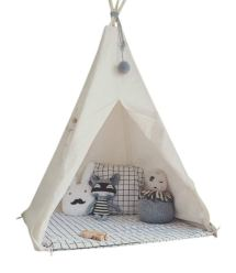 Non Toxic Toddler Toys - Little Dove Kid's Foldable Teepee Play Tent