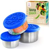 Healthy Snack Containers - TAVVA Snack Containers
