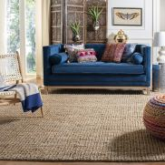 Non Toxic Rugs - Safavieh Natural Fiber Collection Jute Area Rug