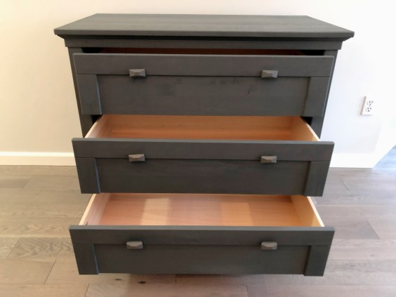 Non Toxic Baby Furniture - Romina Dresser Drawers