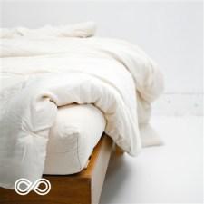 Organic Comforter - Texas Handmade 100% Organic Cotton Comforter