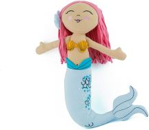 Non Toxic Gifts For Preschoolers - Elly Lu Ella The Mermaid - Organic Doll