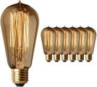 Non Toxic Light Bulbs - Moonrock and Co Old Fashion Edison Light Bulbs