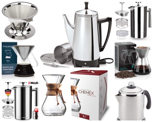 Non Toxic Coffee Maker
