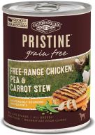 Organic Dog Food - Castor & Pollux Pristine Free-Range or Grass-Fed Protein Wet Dog Food