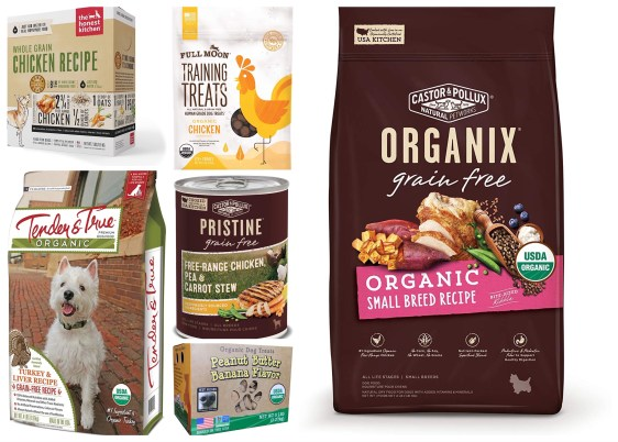 Organic Dog Food Organic Dog Treats