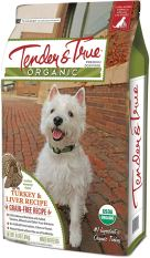 Organic Dog Food - Tender & True Pet Nutrition Dog Food