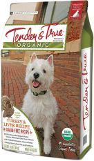 Organic Dog Food - Tender & True Pet Nutrition Dog Food
