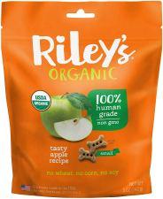 Organic Dog Treats - Riley'S Organics Apple Bone