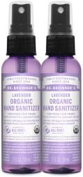 Organic Hand Sanitizer - Dr. Bronner's Organic Hand Sanitizer Spray