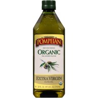 Healthy Cooking Oil - Pompeian Organic Extra Virgin Olive Oil