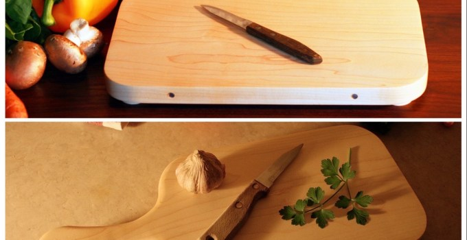 Non Toxic Cutting Board