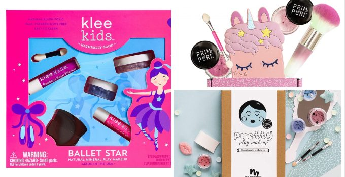 Safe Non Toxic Kids Makeup