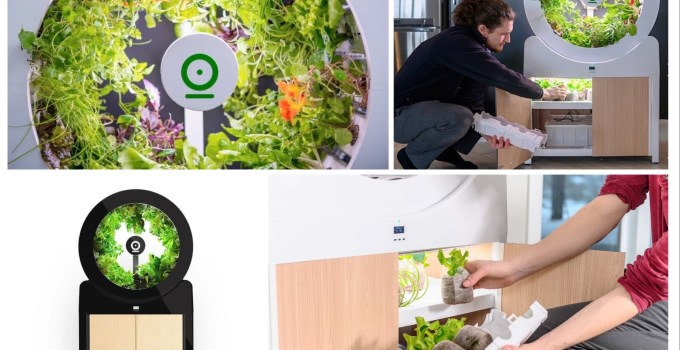 Indoor Garden - OGarden Smart
