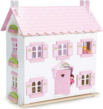 Non Toxic Gifts For Preschoolers - Le Toy Van - Iconic Sophie's Large Wooden Doll House