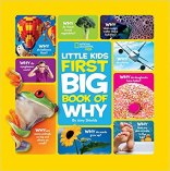 Non Toxic Gifts For Preschoolers - National Geographic Little Kids First Big Book of Why (National Geographic Little Kids First Big Books)