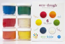 Non Toxic Gifts For Preschoolers - eco-kids Dough