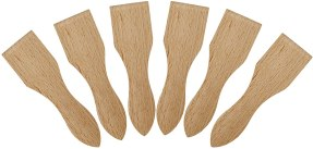 Non Toxic Cooking Utensils - BICB Wooden Raclette Spatula