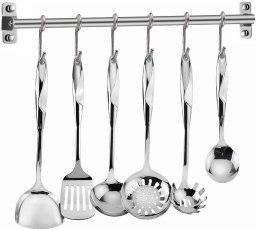 Non Toxic Cooking Utensils - Elegant Life Kitchen Utensil Set