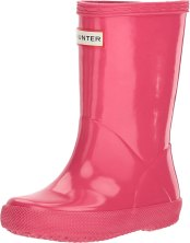 Non Toxic Rain Boots For Kids - HUNTER Unisex-Child First Classic-K