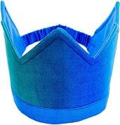 Non Toxic Halloween Costumes For Kids - Sarah's Silks Ocean 100% Silk Crown with Elastic Headband