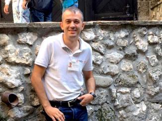 Ciprian Șlemco, directorul agenției Hello Bucovina și ghid de turism. FOTO Arhiva Personală