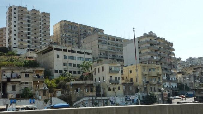 Cartier din Beirut, Liban. FOTO nutznutzer