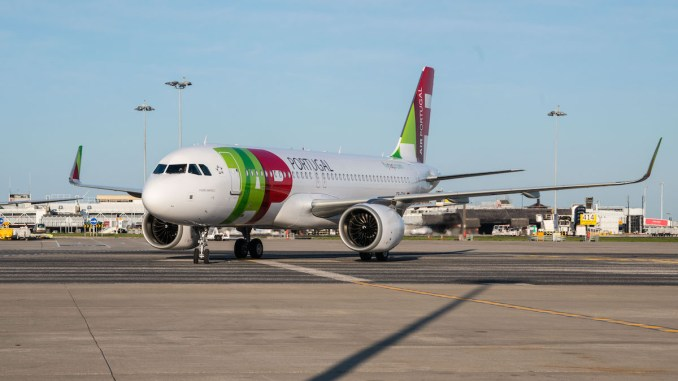 Aeronavă TAP AIR Portugal