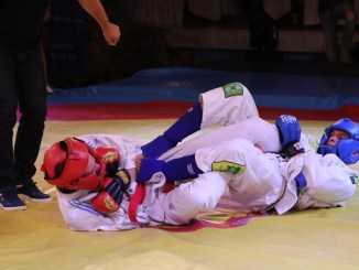Liga Campionilor la Hand to Hand Fighting. FOTO Adrian Boioglu