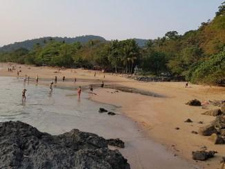 Plajă din Thailanda. FOTO Alexandru P.