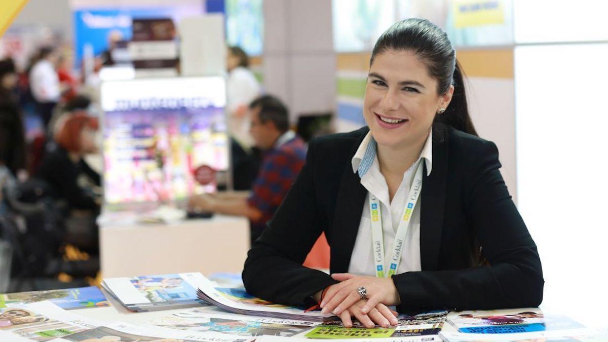 Ana Goicea, Manager la Cocktail Holidays