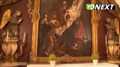 Pictura lui Rubens de la Catedrala Armeano-Catolică din Gherla